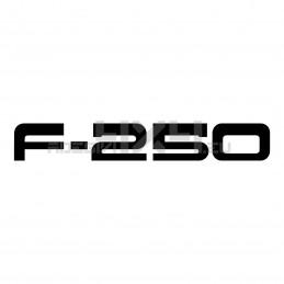 Adesivo FORD F-250