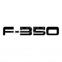 Adesivo FORD F-350