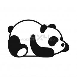 Adesivo Panda sleep