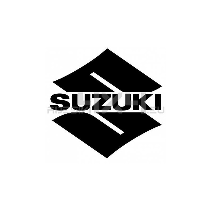Adesivo logo SUZUKI scritta