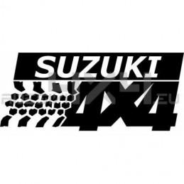 Adesivo Suzuki 4x4