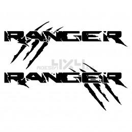 Adesivo ranger raptor