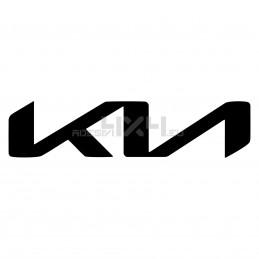 Adesivo logo Kia new