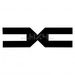 Adesivo dacia logo new