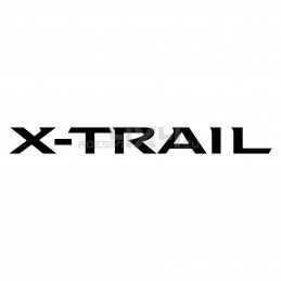 Adesivo nissan x-trail...