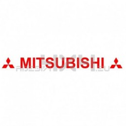 Adesivo parabrezza MITSUBISHI