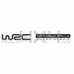 Adesivo PARABREZZA WRC