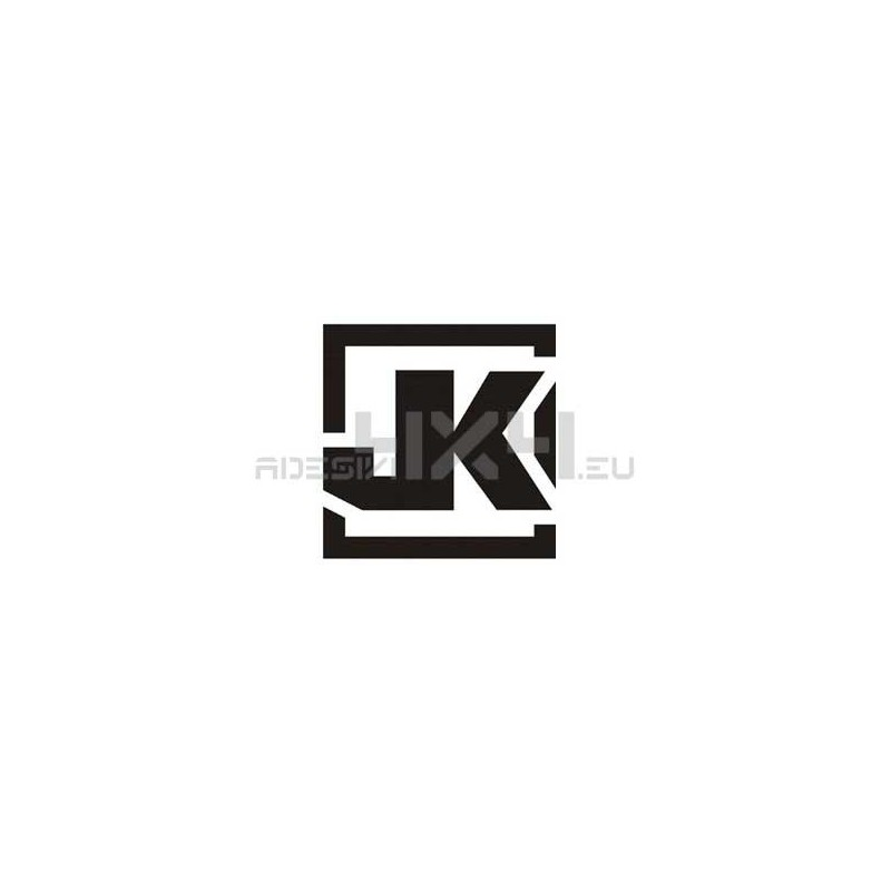 Adesivo jeep JK