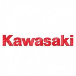 Adesivo kawasaki scritta