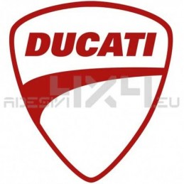Adesivo logo DUCATI