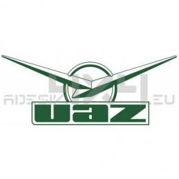 Adesivo UAZ logo scritta