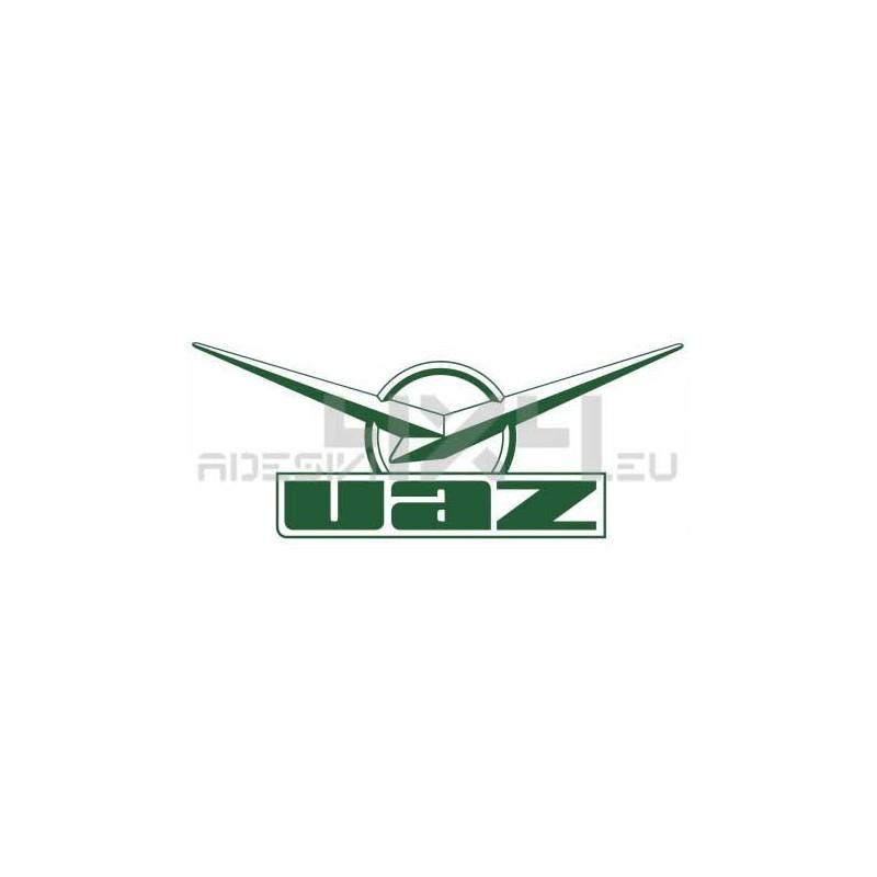 Logo UAZ scritta