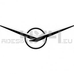 Adesivo UAZ logo