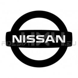 Adesivo logo NISSAN