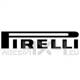 Adesivo Pirelli logo