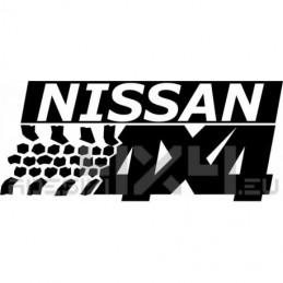 Adesivo Nissan 4x4