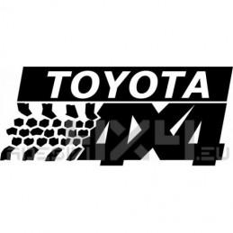 Adesivo Toyota 4x4