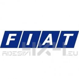 Adesivo logo FIAT mod.c