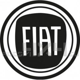 Adesivo logo FIAT mod.b