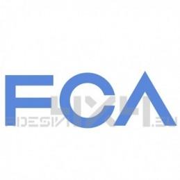 Adesivo logo FCA