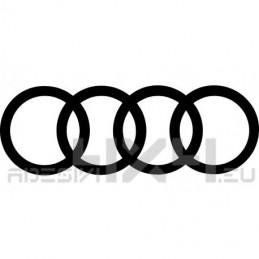 Adesivo logo AUDI