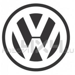 Adesivo VW logo mod.2