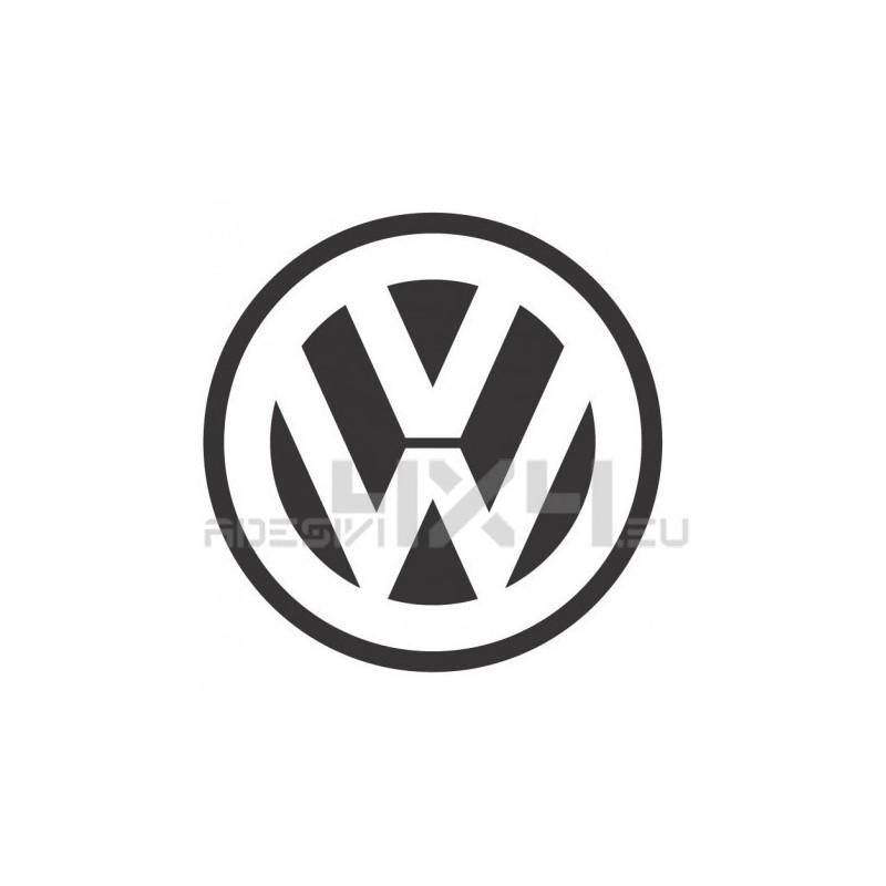 Adesivo logo VW mod.2
