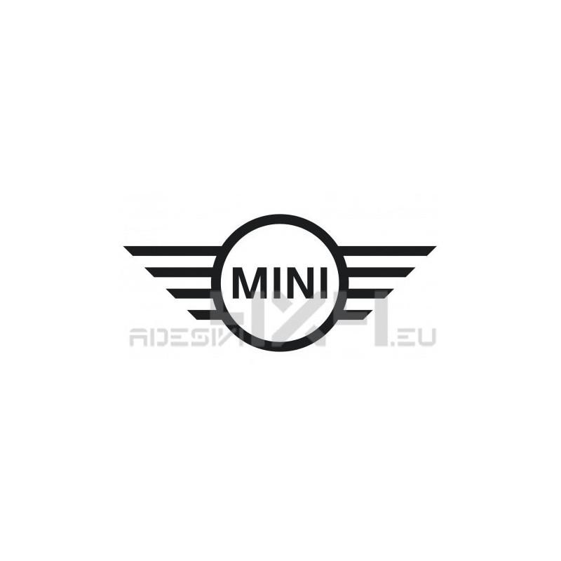 Adesivo logo MINI