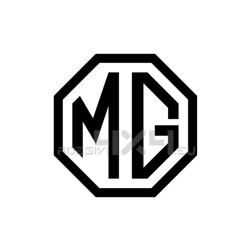Adesivo logo MG