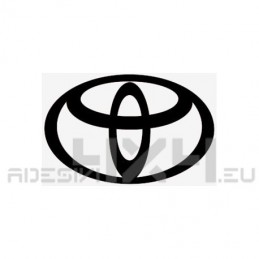 Adesivo logo TOYOTA