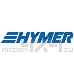 Adesivo logo camper HYMER mod.b