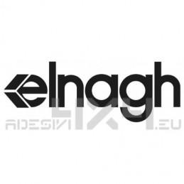 Adesivo camper logo ELNAGH