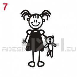 adesivo family 7
