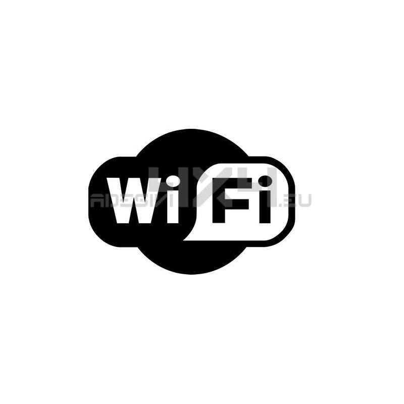 Adesivo wifi free mod.2