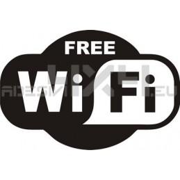 Adesivo wifi free mod.3