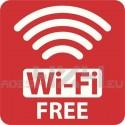 Adesivo wifi free mod.4