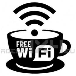 Adesivo wifi free mod.5