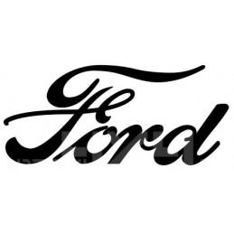 Adesivo scritta FORD old
