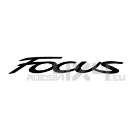 Adesivo FORD focus