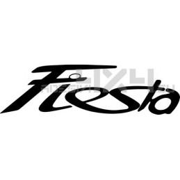 Adesivo FORD fiesta mod.01