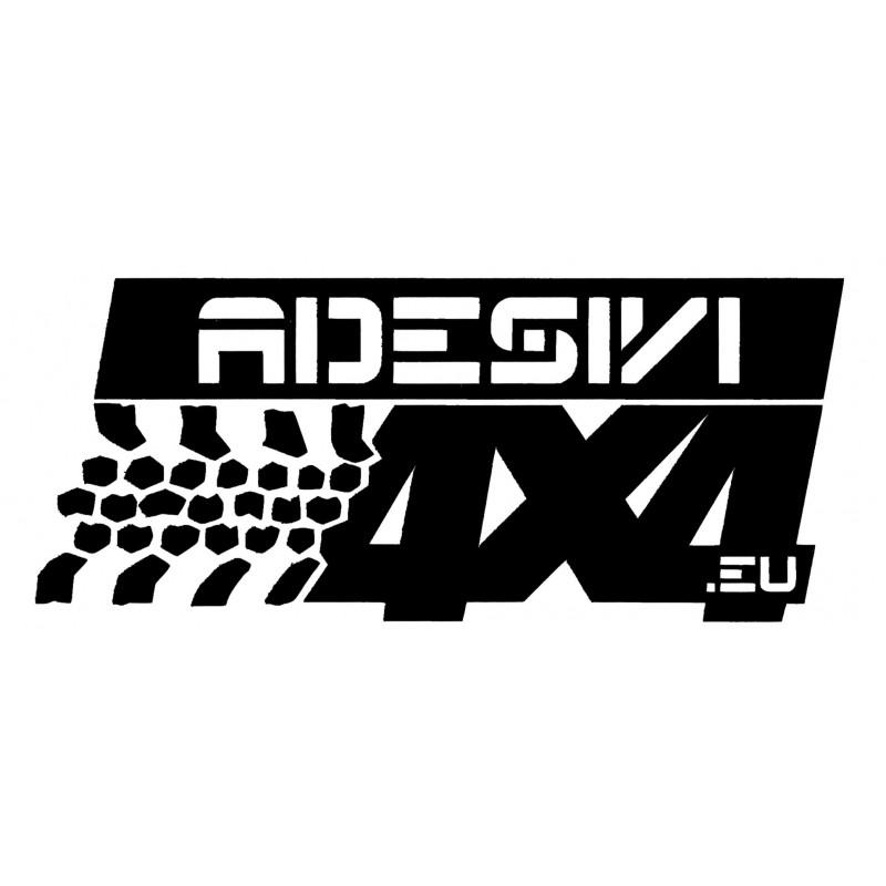 Adesivo 4x4 adesivi4x4.eu