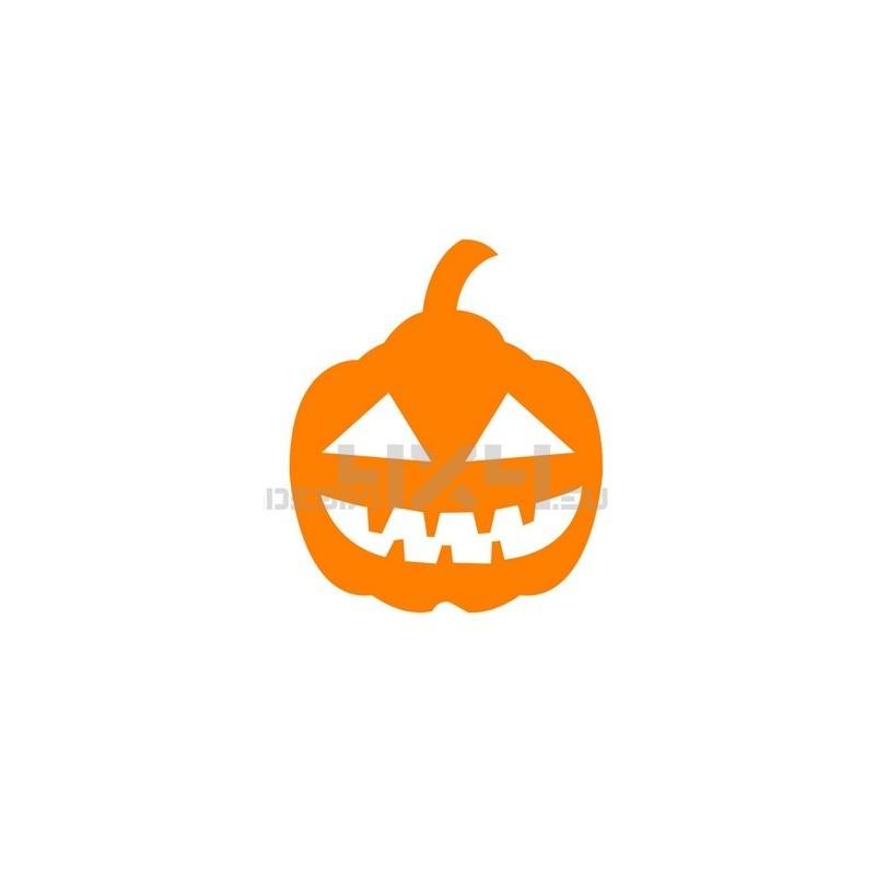Vetrofania halloween mod.4
