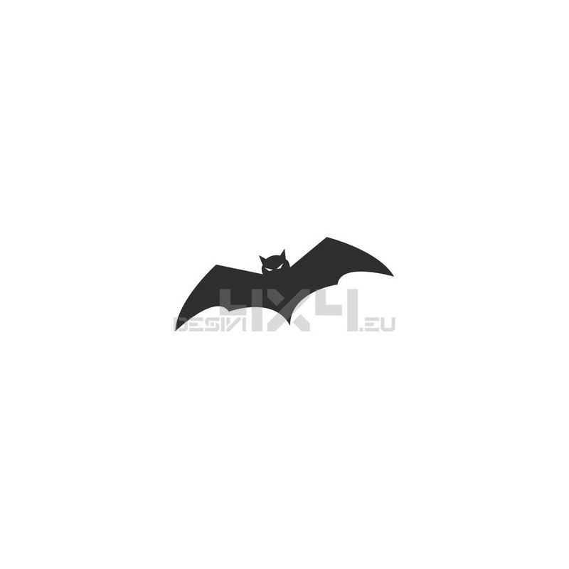 Vetrofania halloween mod.5