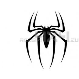 Adesivo spiderman logo