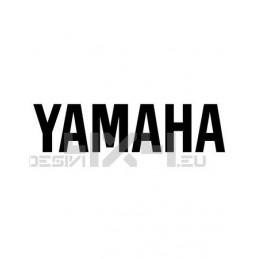 Adesivo yamaha scritta