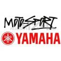 Adesivo yamaha motosport