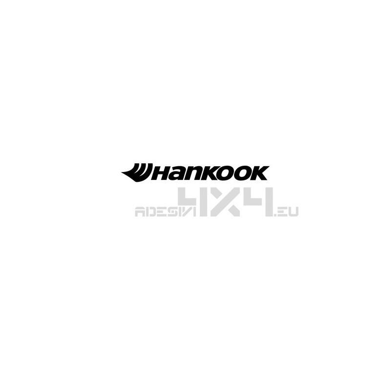Adesivo hankook logo