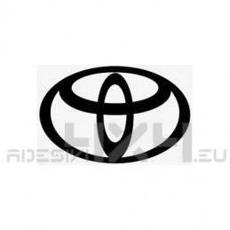 Adesivo logo TOYOTA XL
