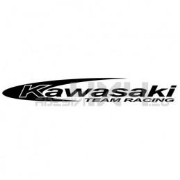 Adesivo kawasaki team racing