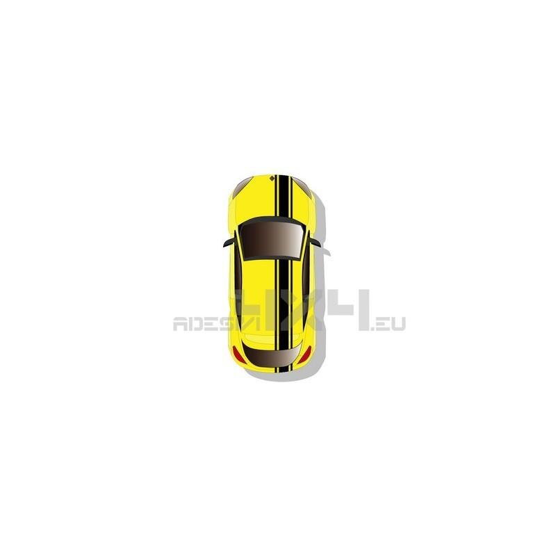 Fascia adesiva 3-3-14-3-3 cm